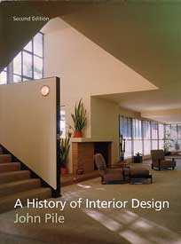 Image of cover from History of Interior Design