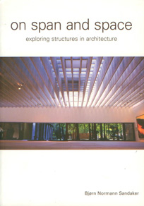 Image of cover from On Span and Space (Routledge)