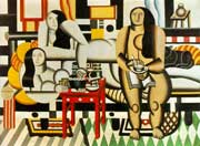 Image of Three Women by Fernand Léger